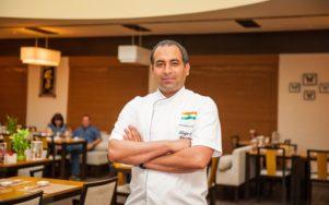 Фестиваль индийской кухни «Вкус Индии» в отеле Ramada Encore Kiev