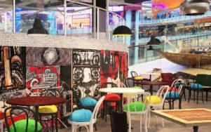 Как выбрать хороший торговый центр для размещения кафе?