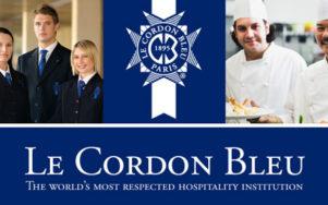"""Pastry School от кондитерской школы """"Le Cordon Bleu"""""""