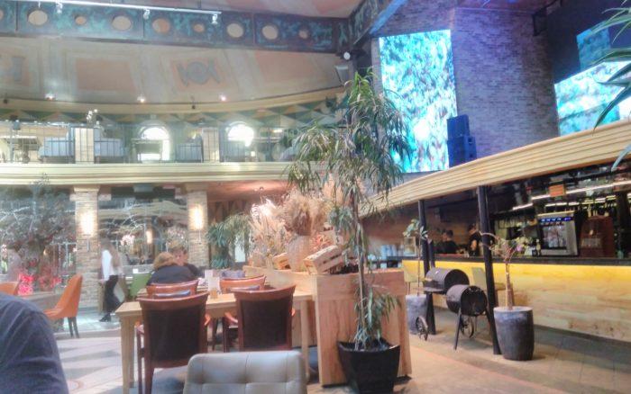 TREF Cinema Cafe