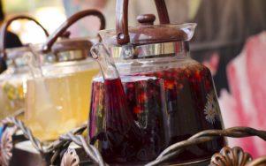Фестиваль глинтвейна и вина