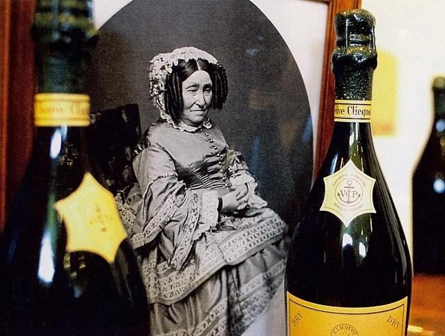 Вдова Клико: империя вин