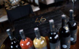 "Анна Горкун та вина ""46 Parallel"""