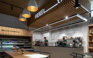 Новая сеть кафе Feeltrd от «Сильпо»
