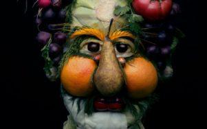 Еда - как искусство, или вдохновленная Джузеппе Арчимбольдо