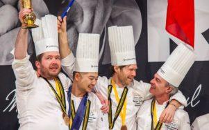 Объявлены финалисты Bocuse d'Or Europe 2020