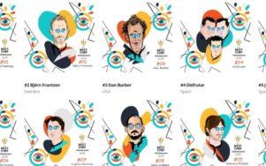 Лучшие повара The Best Chef Virtual 2020