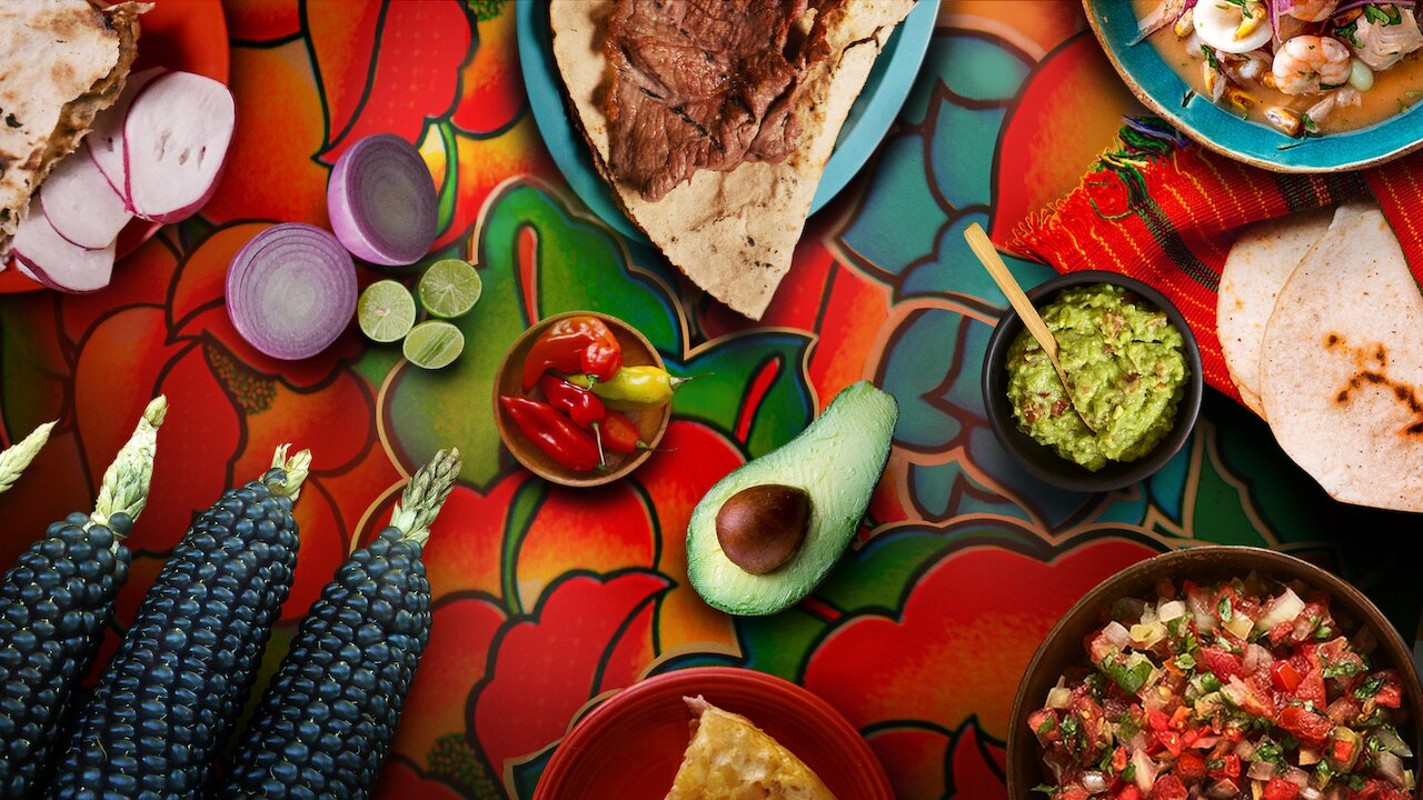 Уличная еда: Латинская Америка от Netflix - HoReCa-УКРАИНА