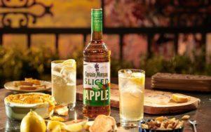 Новый пряный яблочный ром Captain Morgan Sliced Apple