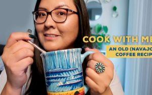 Кофе Навахо: больше десерт, чем кофе
