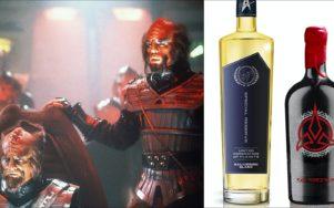 Новый Star Trek с долгожданным вином Klingon Bloodwine