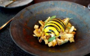Вдохновляющие блюда от Максима Гилберта