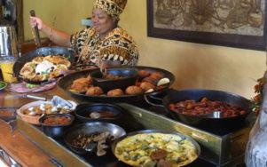 Десять популярных блюд южноафриканской кухни