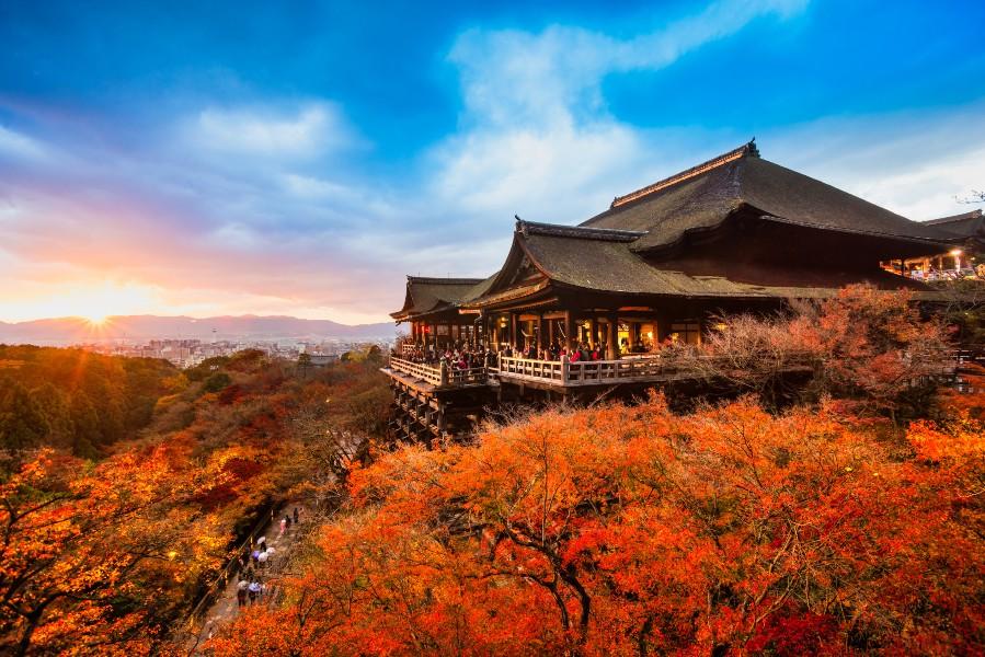 Michelin Guide Киото, Осака и Окаяма 2021: все новые звезды