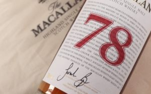 Macallan выпустил свой самый старый в мире скотч 78-летней выдержки