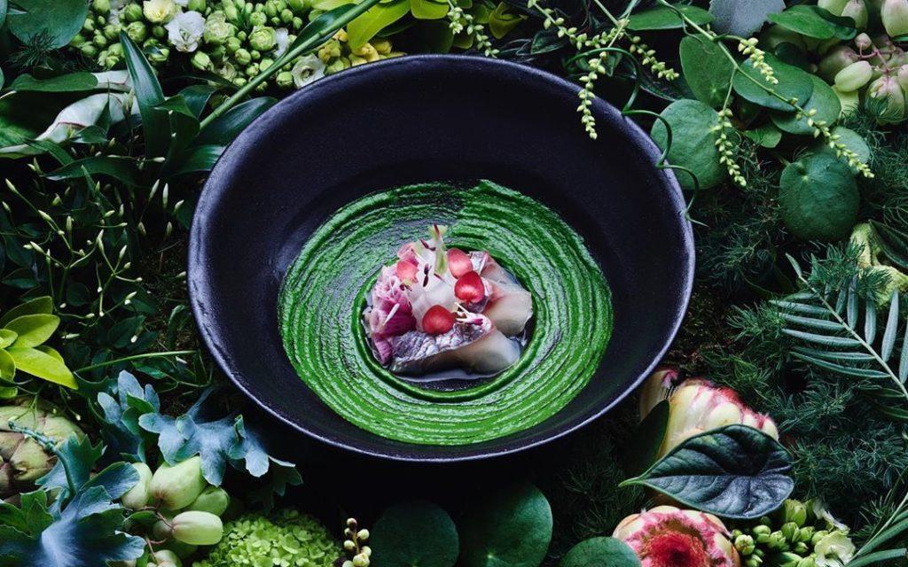 Бесплатный мастер-класс по японской кулинарии с Кайлом Коннотоном