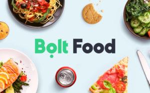 Новая доставка еды Bolt Food против Glovo и Raketa