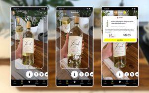 Покупки по-новому с приложением Snapchat