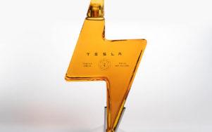 Новая премиальная текила Tesla
