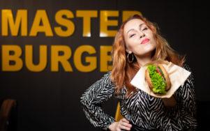 Здоровий бургер від чеської мережі Master Burger
