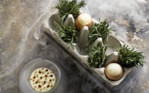Вдохновляющие блюда Жюльена Ройе