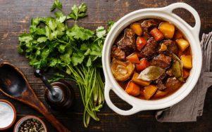 Michelin Chefs Cook: 6 зимних супов и рагу