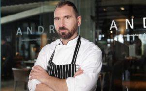 Шеф-повар FOOD HUNTER Андре Токев - лучший в Болгарии