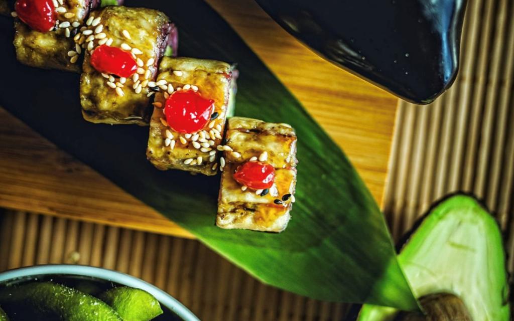 Веганські суші: а так можна було?