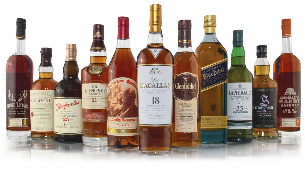 Технология определения выдержки виски - первая в мире служба проверки