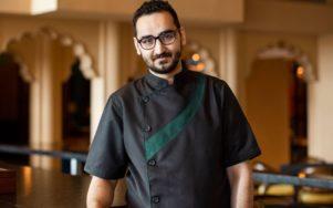 Ручит Харнеха, шеф-кондитер неоиндийской кухни