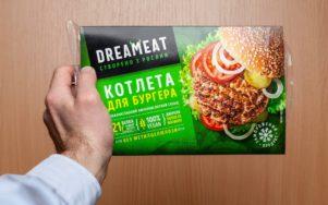 Растительное мясо DREAMEAT от Компании АВК