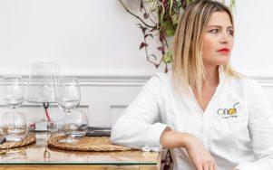 Женщины-повара: Клэр Валле - первая веганская звезда Мишлен во Франции