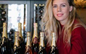 Шампанское от Pierre Morlet и киевского ресторана Citronelle