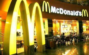 МакДональдз откроет более десяти новых ресторанов в Украине