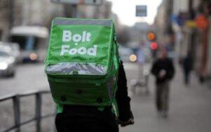 Платная доставка от Bolt Food