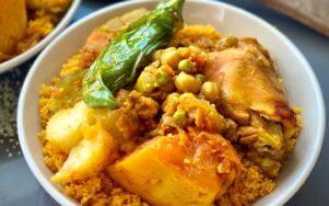 Самые популярные блюда Туниса