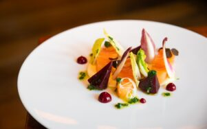 О еде - красиво: доступные рестораны Лондона со звездой Мишлен