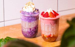 Бингфэн - освежающий питьевой десерт, завоевывает США