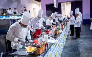 Чемпионат Украины по кулинарному искусству