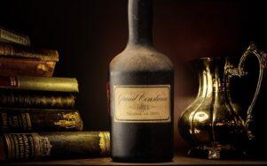 Бутылка вина 200-летней выдержки, предназначенная для Наполеона, была продана за $30 000