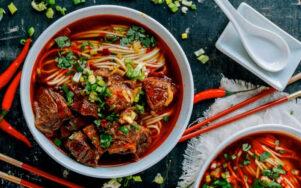 Корейская кухня - лучшие блюда