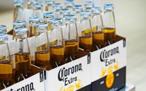 Corona названа самым дорогим пивным брендом в мире