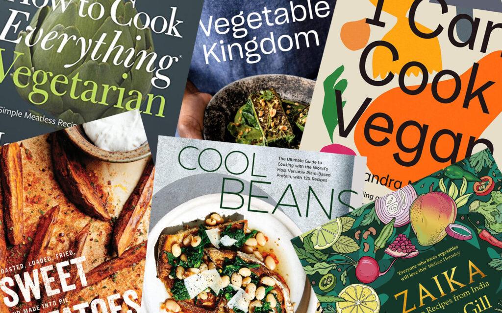 Лучшие вегетарианские кулинарные книги
