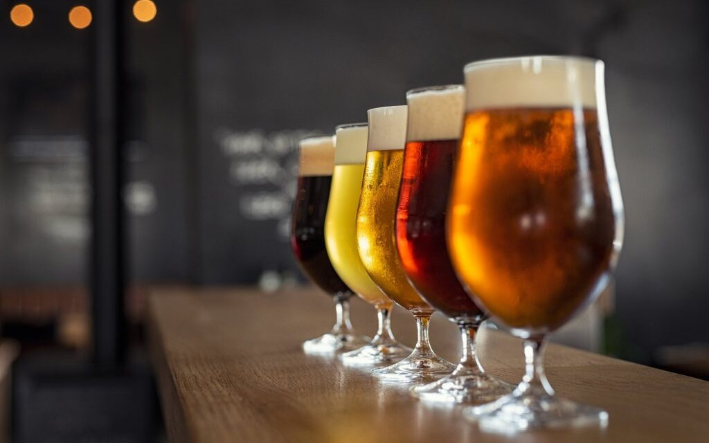 Сокращение объемов производства 40 крупнейших в мире пивоваренных компаний