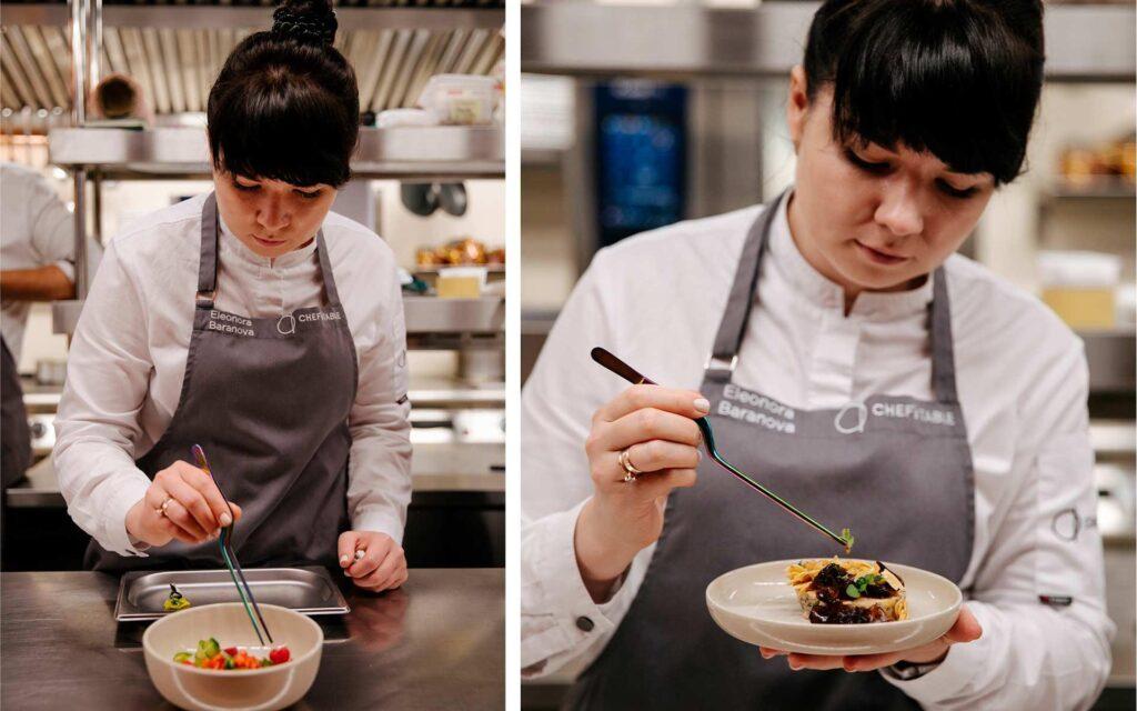Кухня без границ от шеф-повара Элеоноры Барановой