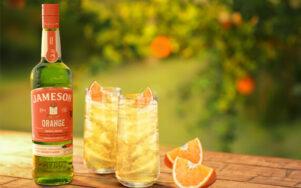 Jameson представляет виски со вкусом апельсина