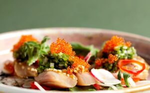 Вдохновляющие блюда от Tate Eats