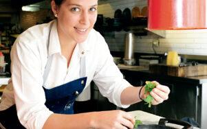 Пиа Леон названа лучшей женщиной-шеф-поваром в мире 2021 года