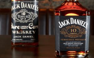 Jack Daniel's 10-летней выдержки