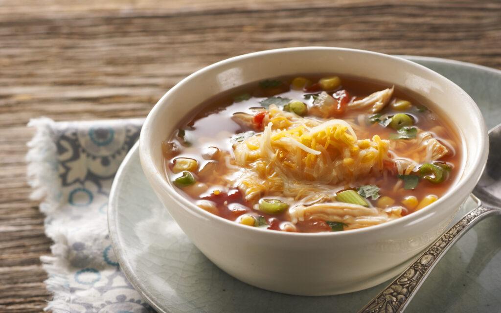 Ароматные густые супы - рецепты на осень